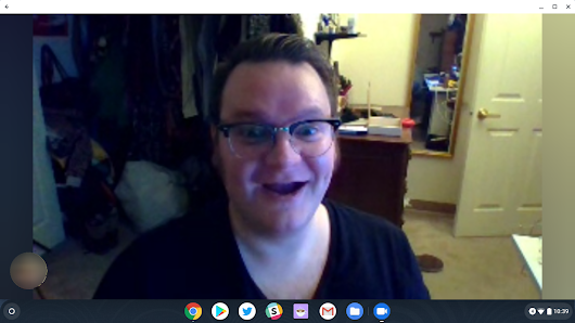 Google Duo seems to now work on all Chromebooks