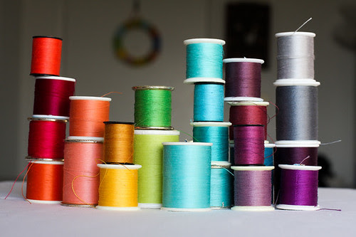 Safe Crafting: Sewing with Arthritis - In Color Order