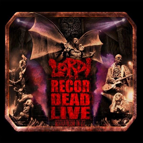 Metalpapy: LORDI Recordead Live - Sextourcism In Z7