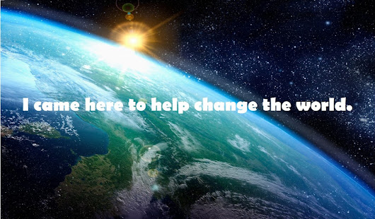 Do You Have a Calling to Heal the World? How to be an Agent of Change