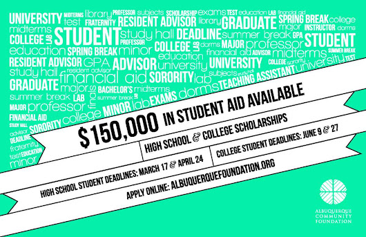 2017 ACF Student Aid Applications Open!