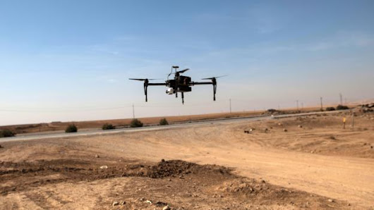 How Islamic State is using consumer drones