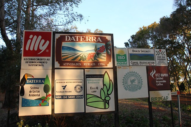 Daterra certifications