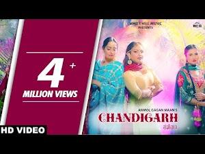 CHANDIGARH LYRICS – Anmol Gagan Maan | Latest New Punjabi Song 2019