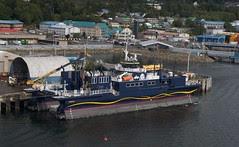 M/V Susitna - Catamaran Ice Breaking Ferry for...