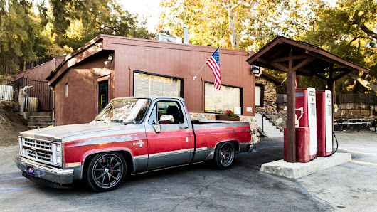 This 640 HP Z06-Swapped 1986 Chevrolet C-10 Pickup Is An Ideal Shop Truck
