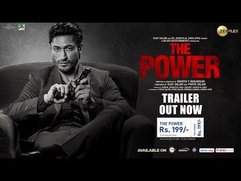 The Power Hindi Movie Trailer