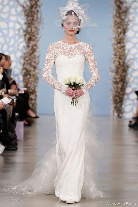 Oscar de la Renta Bridal 2014 Wedding Dresses   Wedding