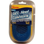 Premier Gel Heel Cushion for Men, One Size 1 Pair,
