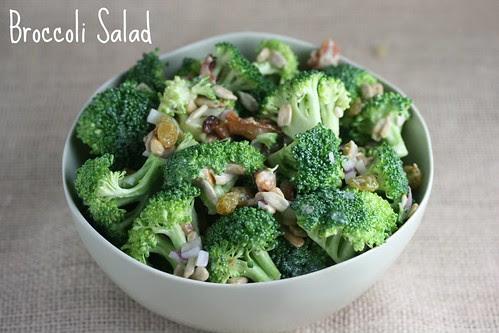 Food Librarian - Broccoli Salad