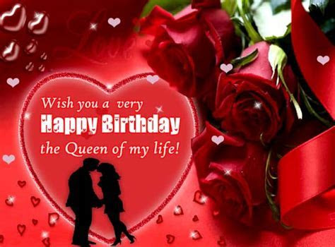 Happy Birthday Wishes For My Queen! Free Birthday for Her
