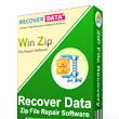 Zip File Repair Software for Corrupted/Damaged Zip Recovery