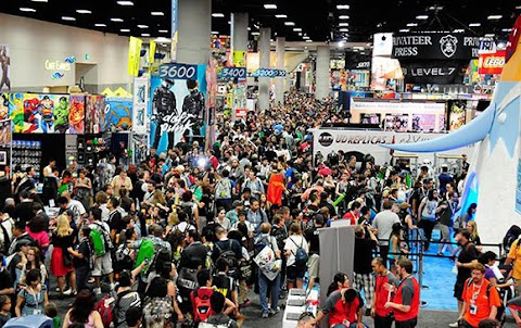 Comic Con 2015 What Is It