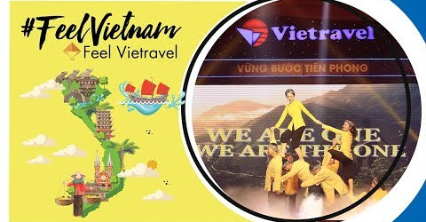 Feel Việt Nam (#FVN) - Múa đương đại | Vietravel
