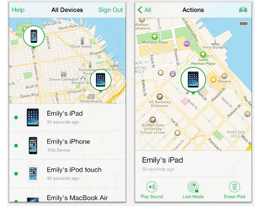 Find My iPhone finds two suspected thieves in Silicon Valley