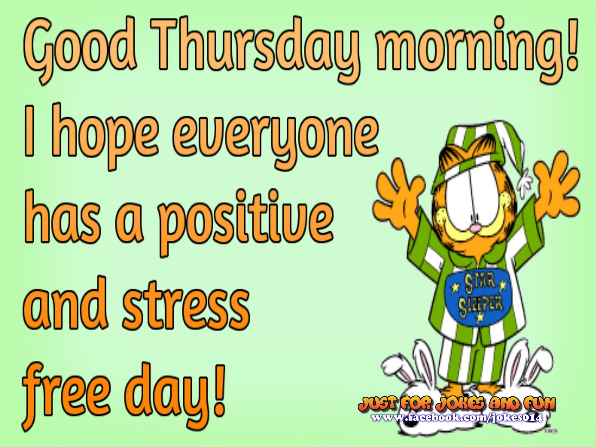 Good Thursday Morning Pictures Photos And Images For Facebook