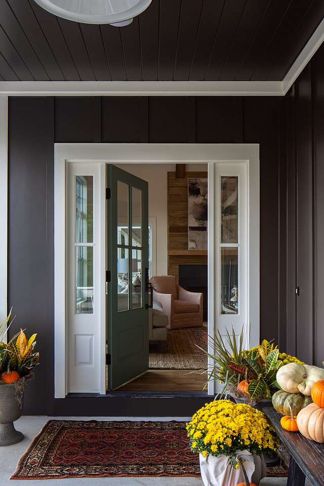 Koby kepert - Sherwin williams black fox exterior ...