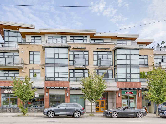 207 2020 ALMA STREET - Apartment/Condo Home for Sale in Vancouver - $699k - MLS# R2187139