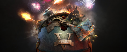 Speciál: 5. výročí World of Tanks