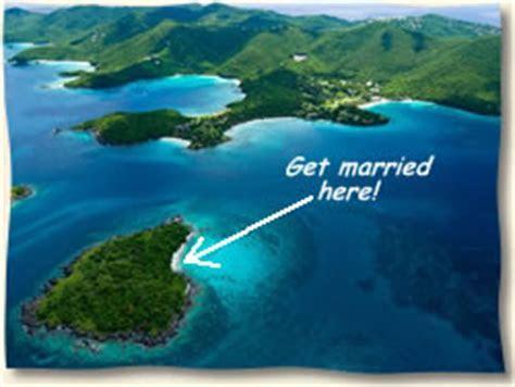 Adventure Weddings in the Virgin Islands, Weddings in St