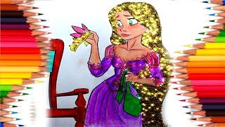 All Clip Of Rapunzel Boyama Bhclipcom
