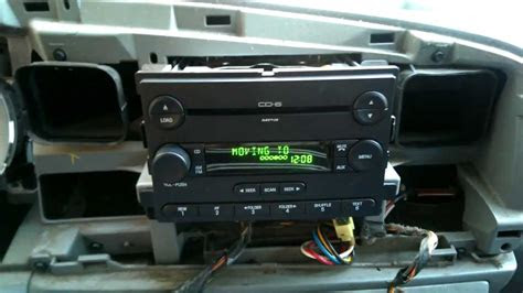 howto install   ford focus mp  disc changer