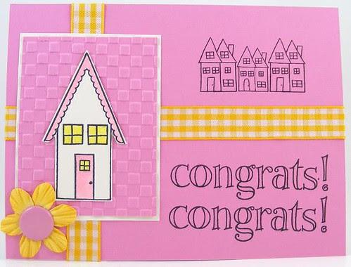 SOL April New House Congrats Card