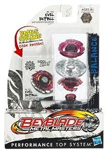 Amazon.com: Beyblade Metal Fusion Battle Tops - Evil ...