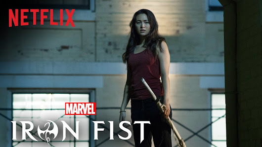 Marvel's Iron Fist | Colleen Wing | Netflix - YouTube