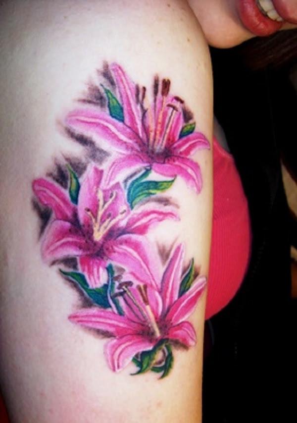 60 Beautiful Lily Tattoo Ideas Nenuno Creative