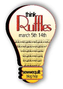 Think Ruffles Blog Hop