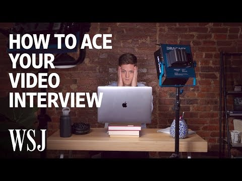 5 Important Steps To Ace Your Next Video Interview