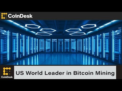 The United States Is Now the World Leader in Bitcoin Mining | Blockchained.news Crypto News LIVE Media
