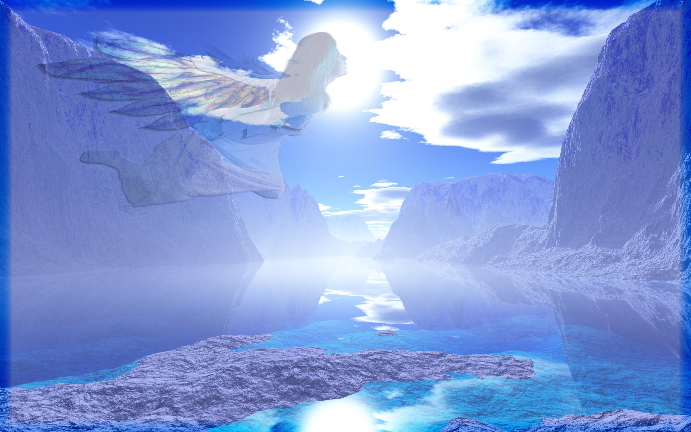 Heavenly Angels Desktop Wallpaper 46 Images