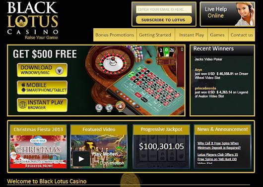 Online casino proxy