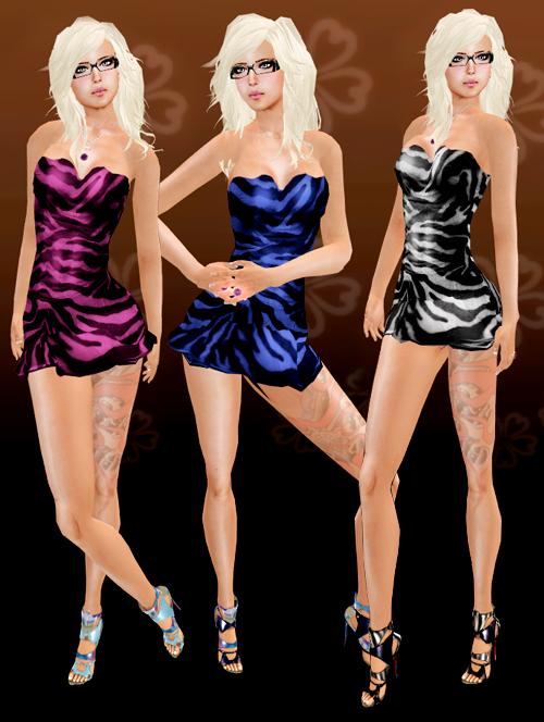 :VESNA: Leo dress