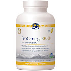 Nordic Naturals ProOmega 2000, Lemon, 1250 mg, Softgels - 120 count