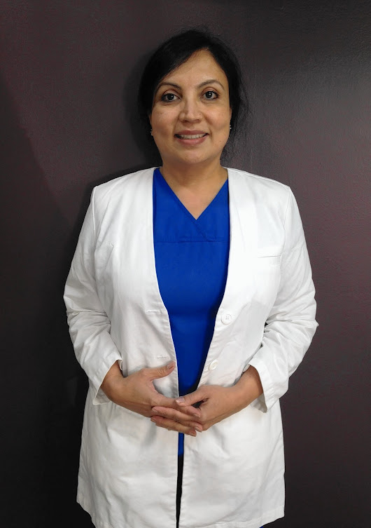 Shout Out: Dr. Smita Patel, dentist