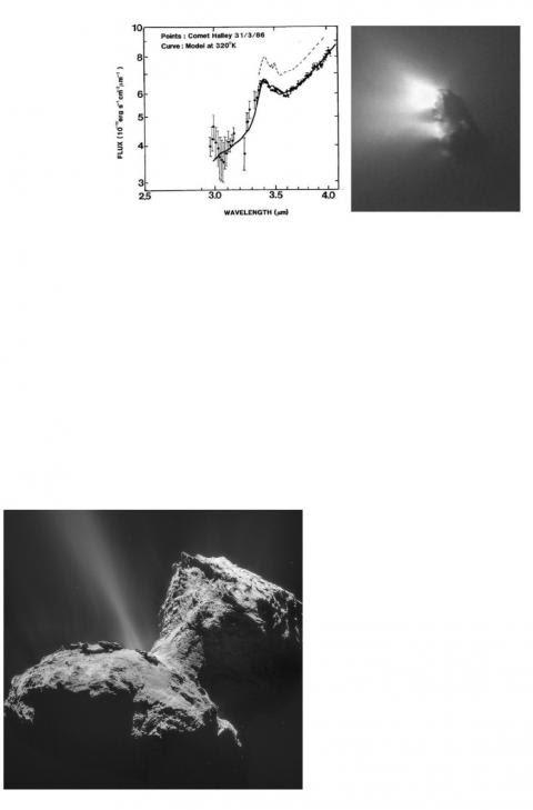 Comete67p c g rosetta