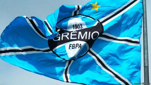 Bandeira do Grêmio