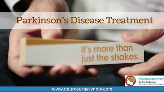 Parkinson's Disease Treatment in Hyderabad | Best Neurosurgeon in Ind…