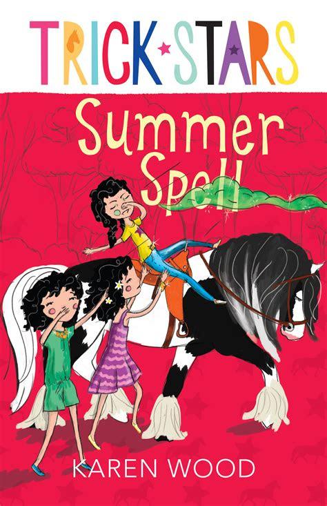 summer spell trickstars  karen wood