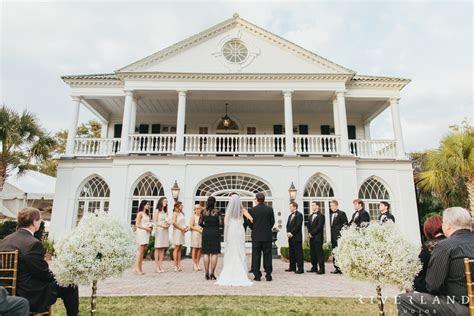 Anne & Justin {Lowndes Grove Plantation Wedding