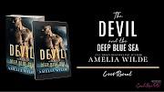 Cover Reveal: The Devil and The Blue Sea by Amelia Wilde