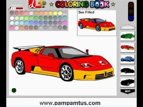 araba yapma ve boyama oyunu oyna youtube