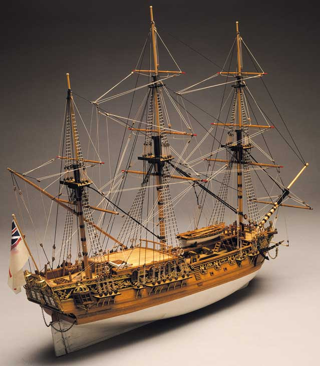 How to Build Wooden Ship Models Kits