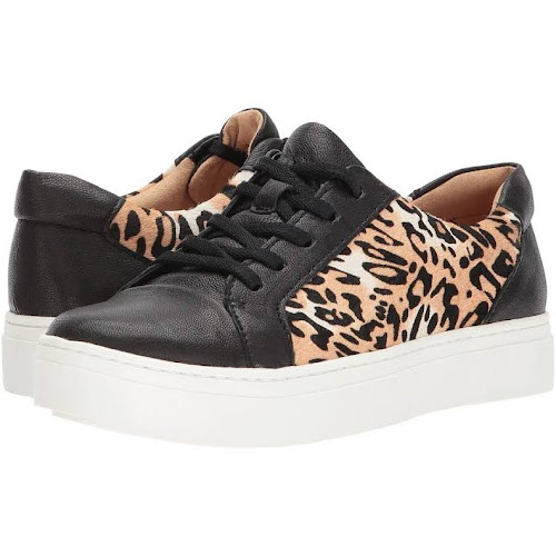 Cairo Snake Embossed Lace Up Sneakers j7LijnZhj6