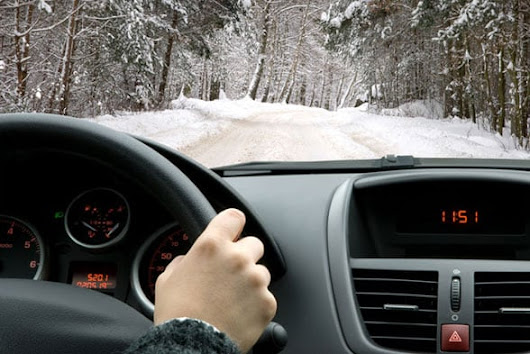 Park Auto Group | 7 Tips for Driving in the Snow