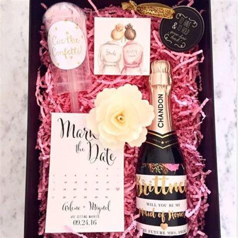8 Adorable Bridesmaid Proposal Ideas   Gown Boutique of