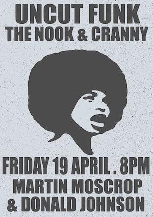Uncut Funk with Martin Moscrop & DOJO